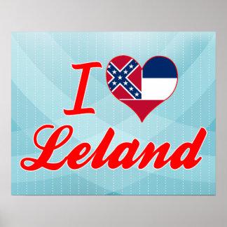 Amo a Leland, Mississippi Poster