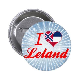 Amo a Leland, Mississippi Pin