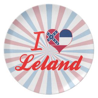 Amo a Leland, Mississippi Platos