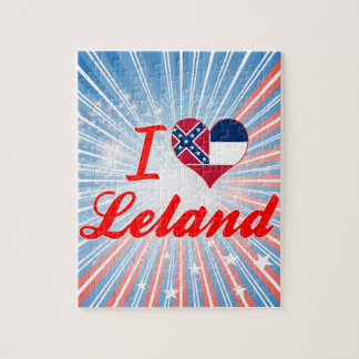Amo a Leland, Mississippi Puzzles Con Fotos