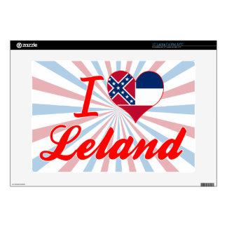 Amo a Leland, Mississippi Skins Para Portátiles