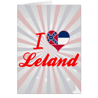 Amo a Leland, Mississippi Felicitaciones