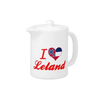 Amo a Leland, Mississippi