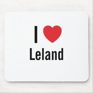 Amo a Leland Tapetes De Raton