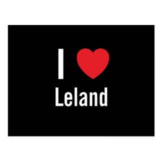 Amo a Leland Postal