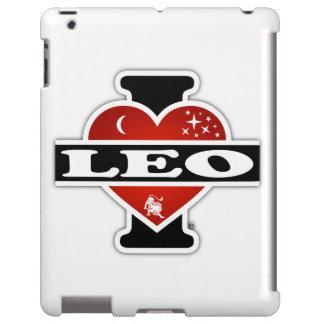 Amo a Leo Funda Para iPad