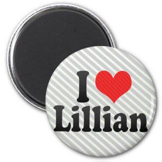 Amo a Lillian Imanes Para Frigoríficos