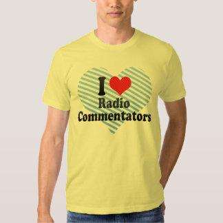 Amo a los comentaristas de radio playera