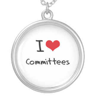 Amo a los comités joyerías