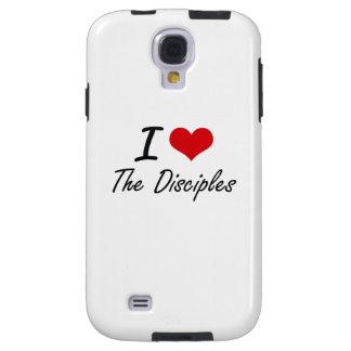 Amo a los discípulos funda para galaxy s4