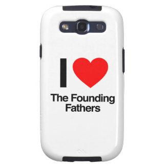 amo a los fundadores galaxy s3 fundas