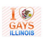 Amo a los gays, IL Postal