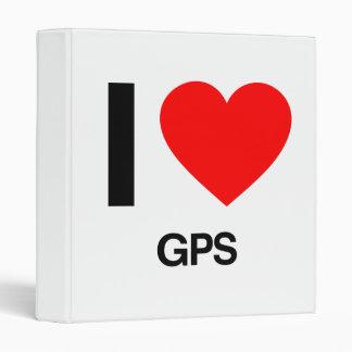 amo a los gps