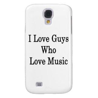 Amo a los individuos que aman música