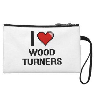 Amo a los torneros de madera
