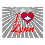Amo a Lynn, Arkansas Postales