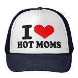 Amo a mamáes calientes gorro