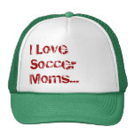 Amo a mamáes del fútbol… (el gorra)