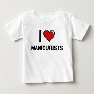 Amo a manicuros t shirt