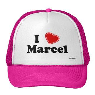 Amo a Marcelo Gorros Bordados