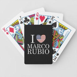 Amo a Marco Rubio Barajas De Cartas