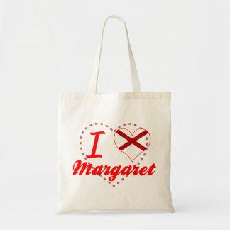 Amo a Margaret, Alabama Bolsa