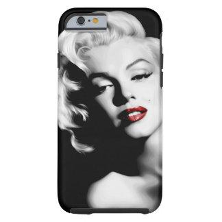 ¡Amo a Marilyn! Funda De iPhone 6 Tough