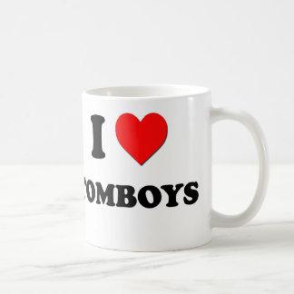Amo a marimachos tazas de café