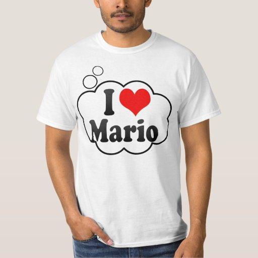 Amo a Mario Polera