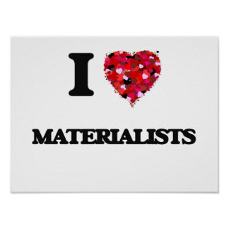 Amo a Materialists Póster