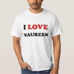 Amo a Maureen Playeras