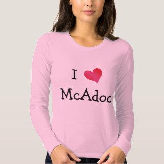 Amo a McAdoo Remera