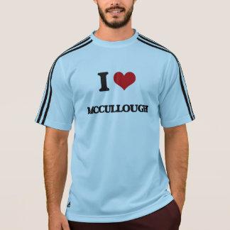 Amo a Mccullough Camiseta