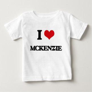 Amo a Mckenzie Playera