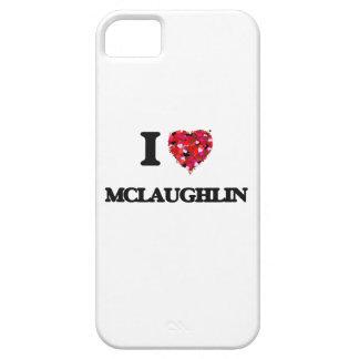 Amo a Mclaughlin iPhone 5 Fundas