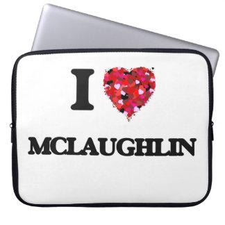 Amo a Mclaughlin Mangas Computadora