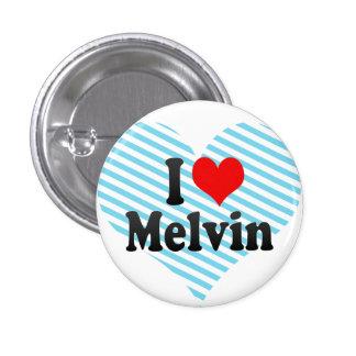 Amo a Melvin Pins