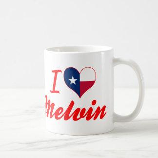 Amo a Melvin, Tejas Taza De Café