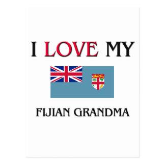 Amo a mi abuela del Fijian Postal