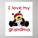 Amo a mi abuela (la mariquita del muchacho) impresiones