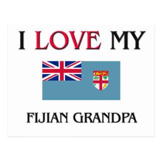 Amo a mi abuelo del Fijian Postal
