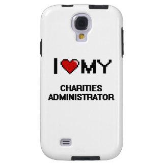 Amo a mi administrador de las caridades