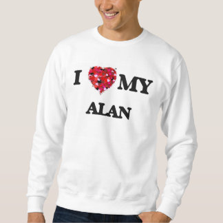 Amo a mi Alan Suéter