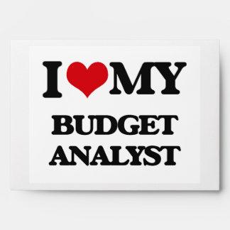 Amo a mi analista del presupuesto
