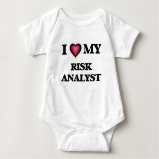 Amo a mi analista del riesgo body para bebé