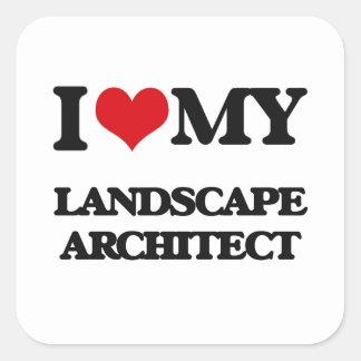 Amo a mi arquitecto paisajista