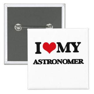 Amo a mi astrónomo pins