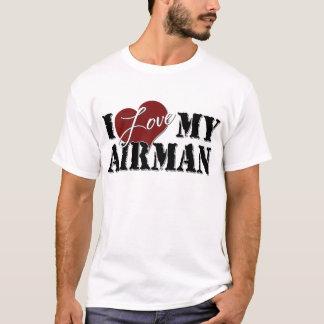 Amo a mi aviador playera