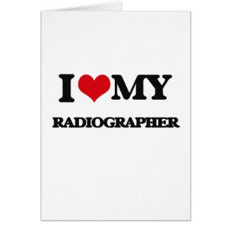 Amo a mi ayudante radiólogo