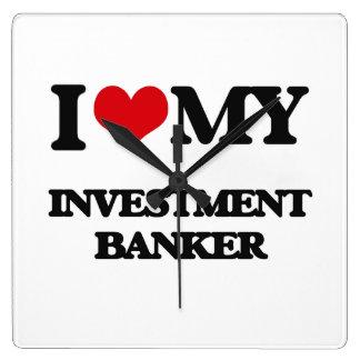 Amo a mi banca de inversiones relojes